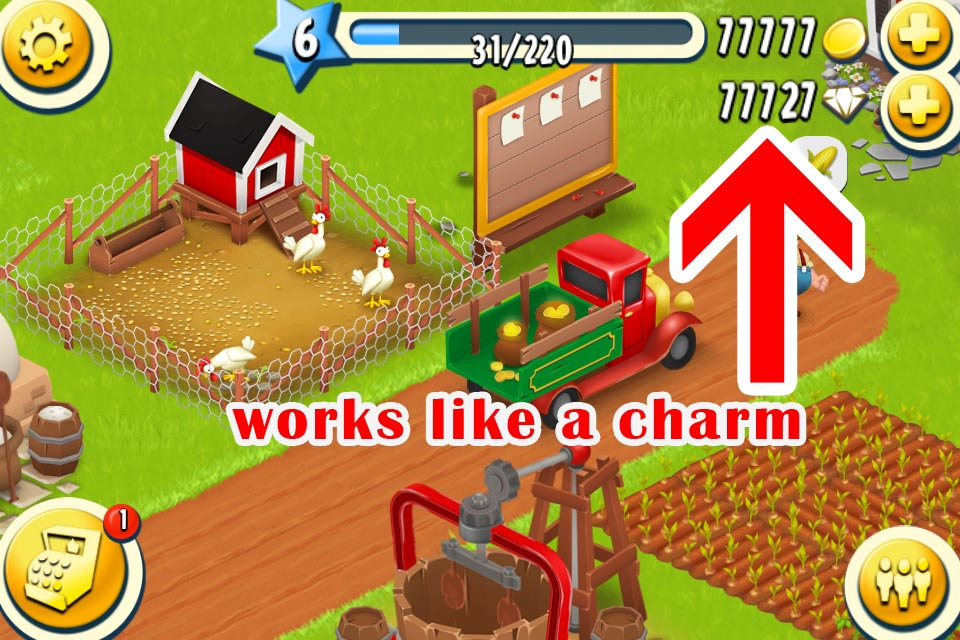 hay day hack proof