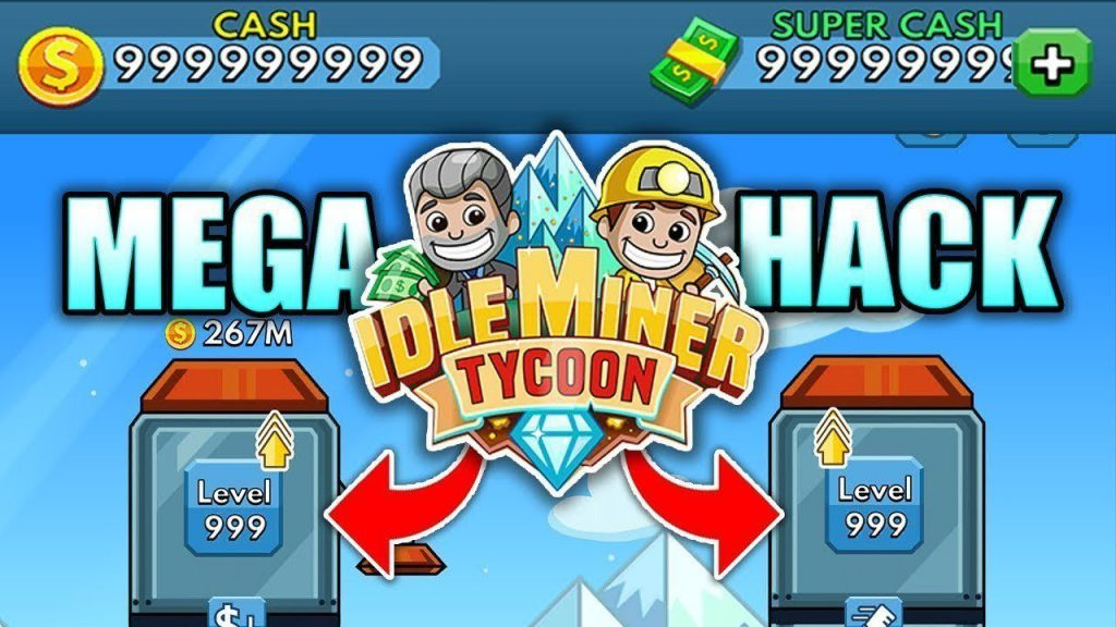 idle miner tycoon hack unlimited supercash